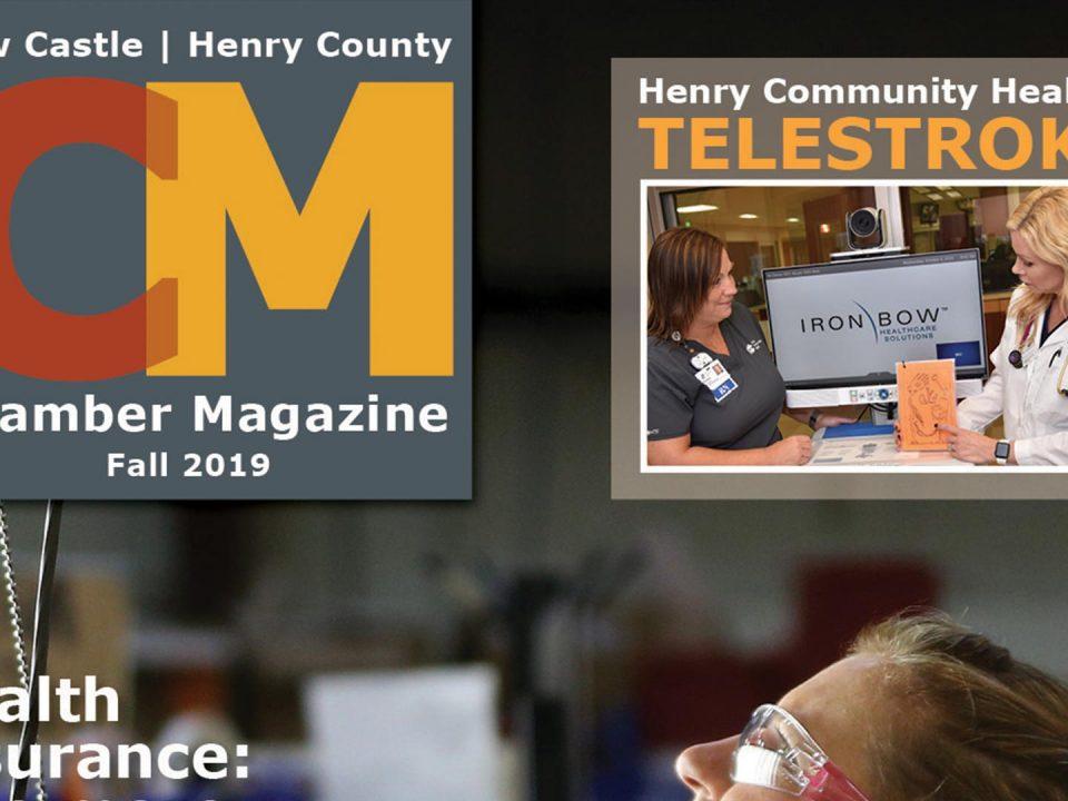 NCHC Chamber Magazine: Fall 2019