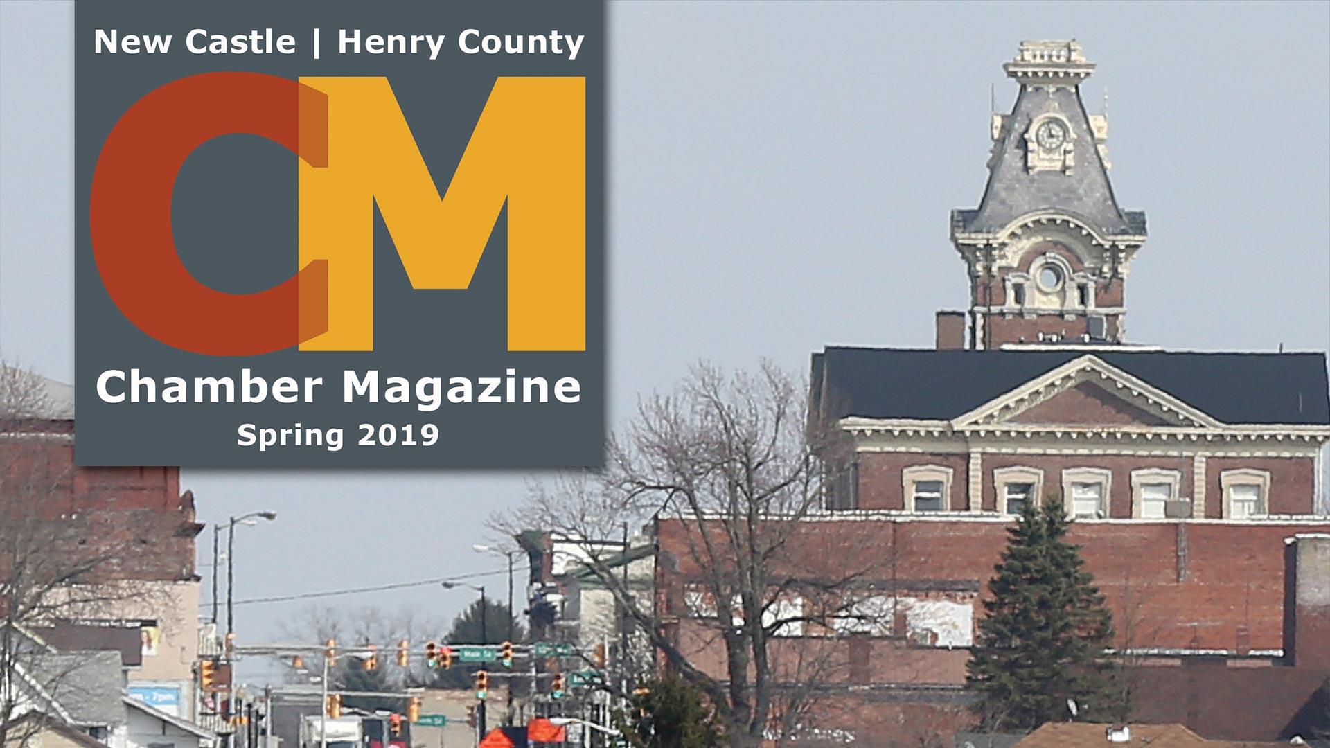 NCHC Chamber Magazine: Spring 2019
